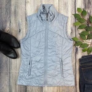 Columbia Omnisheild Blue Puffer Vest